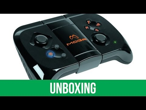 Unboxing: MOGA Pocket Controller