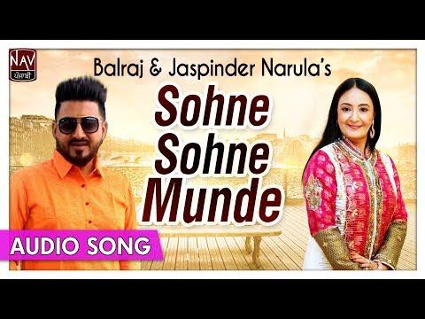 Sohne Sohne Munde | Balraj & Jaspinder Narula | Hit Punjabi Duet Songs | Priya Audio