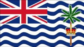 世界の国旗 No.24 イギリス領インド洋地域