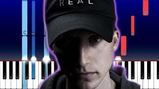 NF - PAID MY DUES (Piano Tutorial)