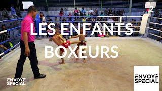 Envoyé spécial. Les enfants boxeurs - 16 mai 2019 (France 2)