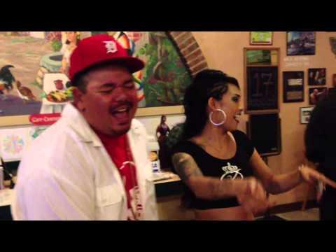Davina and Tito B Karaoke