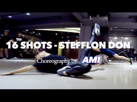 Ami Girls Style @ 16 Shots - Stefflon Don (Kingsley remix) / Ami Choreography 20170510