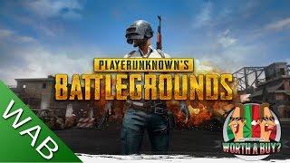 Players Unknown Battlegrounds - Update