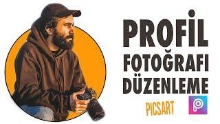 Profil Fotoğrafı Yapımı   Instagram için   PicsArt Tutorial