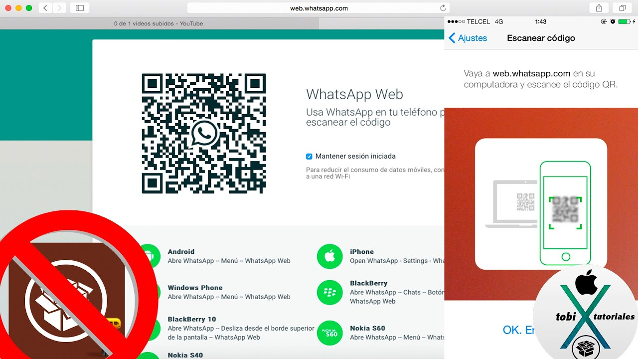 WEB ENABLER WHATSAPP TÉLÉCHARGER