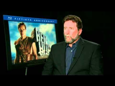rayben zn8h  Fraser Heston Interview: Blu-ray Ben-Hur Restoration, Pt I