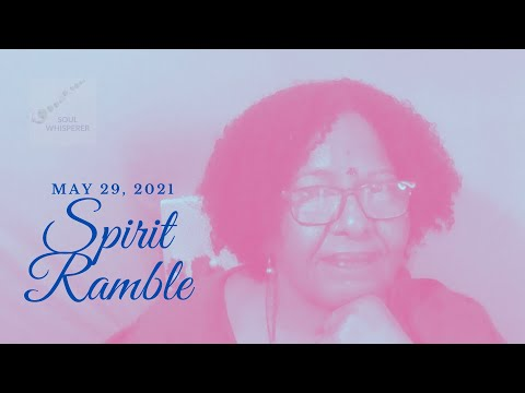 SPIRIT RAMBLE: Knowing Yourself Is Your Freedom