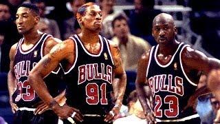 Jordan | Pippen | Rodman: Blood in the water