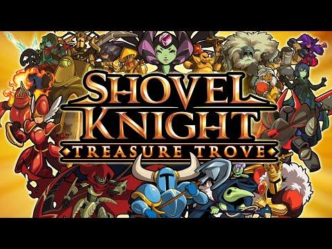 Shovel Knight: Treasure Trove - Launch Trailer