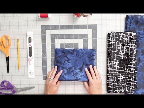 Handbag Making: Zipper Clutch, Beginner's Sewing Class!