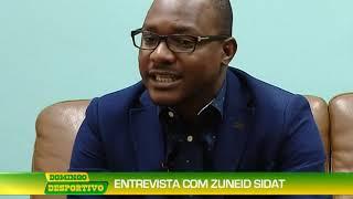 Domingo Desportivo: Entrevista com Zuneid Sidat