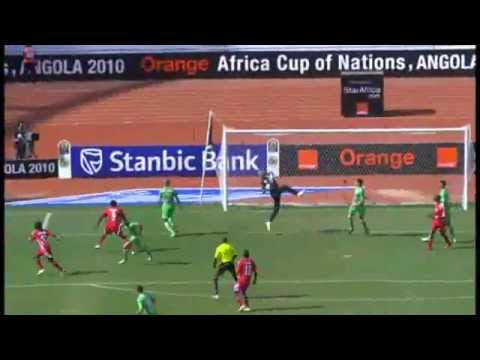 Malawi 3-0  Algeria Highlights. 2010 AFCON