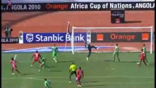 Malawi 3-0  Algeria Highlights. 2010 AFCON