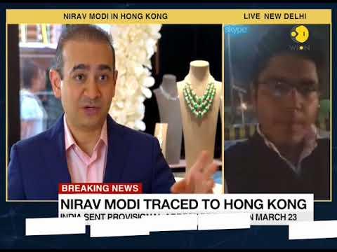 PNB fraud accused Nirav Modi traced to Hong Kong special administrative region of China