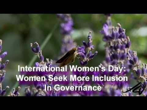 International Women's Day -  Your Time Has Come -  YouTube