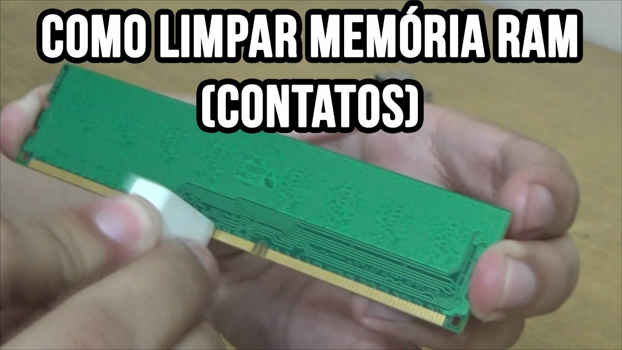 Como limpar memoria ram