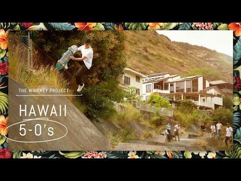 Arbor Whiskey Project :: Hawaii 5 0