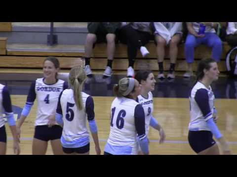 VOLLEYBALL: Scots Push Nor'easters Offshore, 10/5/16