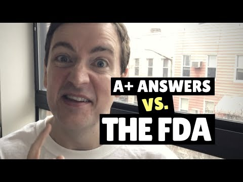Answers Pet Food vs. The FDA