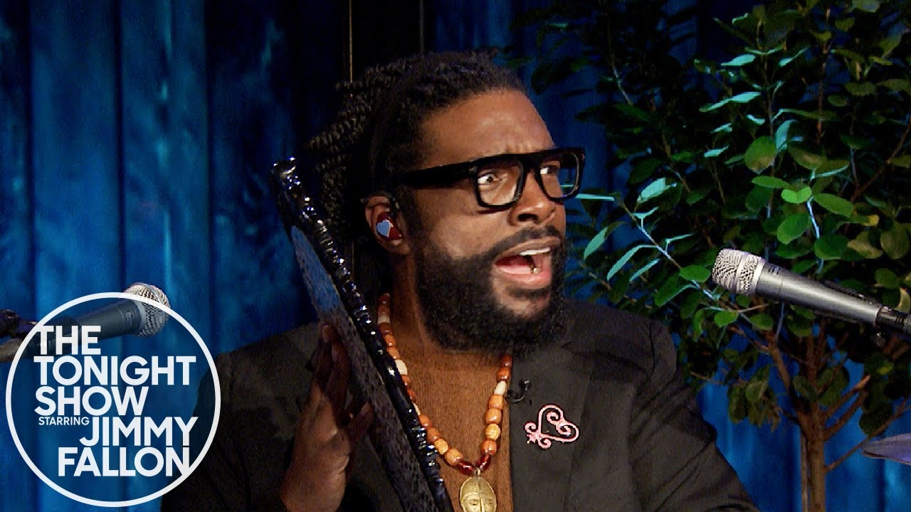 Jimmy and The Roots Celebrate Questlove�s 50th Birthday