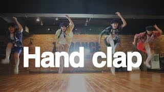 Handclap - Fitz and the Tantrums / Han Bin . Ye Jin . Ye Na . Keum Ho  Choreography