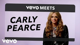 Carly Pearce - Vevo Meets: Carly Pearce
