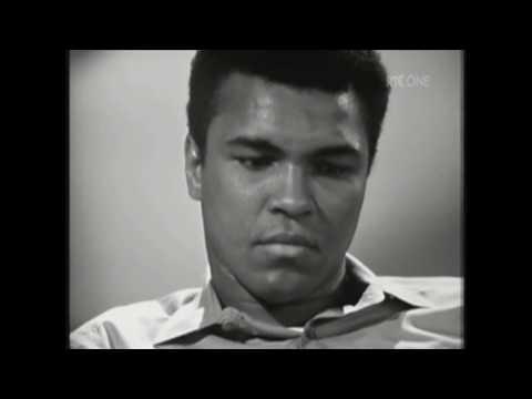 Muhammad Ali, Attica prison riot poem!