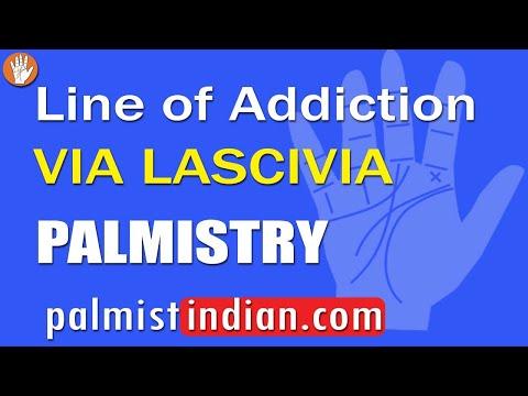 drug addiction line