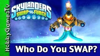 Skylanders SWAP Forces Game XBOX 360 + HobbyDad Review by HobbyGamesTV