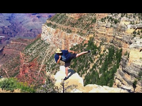 Jo Jo - People Falling Into The Grand Canyon?