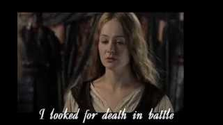 Eowyn Faramir And Aragorn Desert Rose Sting With Cheb Mami