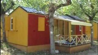 CASAMOBILE Trilocale (4 letti) - Camping La Risacca Porto S. Elpidio - Marche