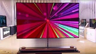 Приклеиваемый телевизор и летающая колонка - новинки LG