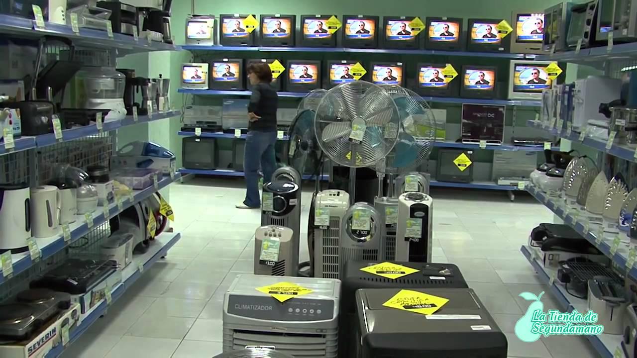 La tienda de segundamano madrid funnydog tv - Mercadillos segunda mano madrid ...