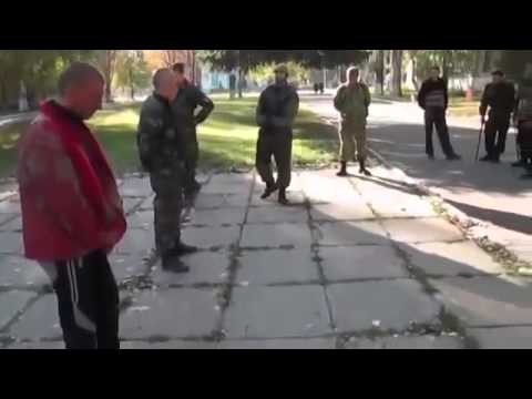 Террористы ДНР избили \