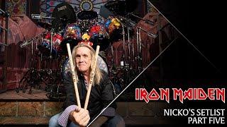 Iron Maiden - Nicko's Setlist, Part 5