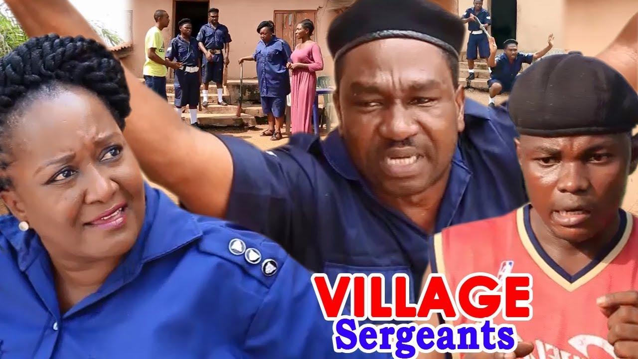 Download Village Sargents Season 2 - 2018 Nigerian Nollywood Comedy Movie Full HD