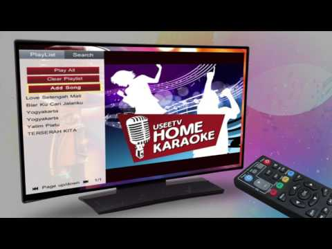 User Guide Karaoke On Demand EPG Merah UseeTV IndiHome