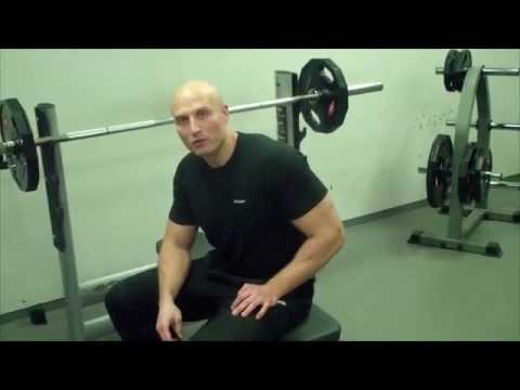 jak cvičit tricepsy - Vladimír Bolech (VBfit.cz)