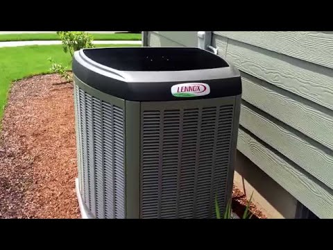 Lennox XPG20 SunSource Solar Assisted Air Conditioner Review
