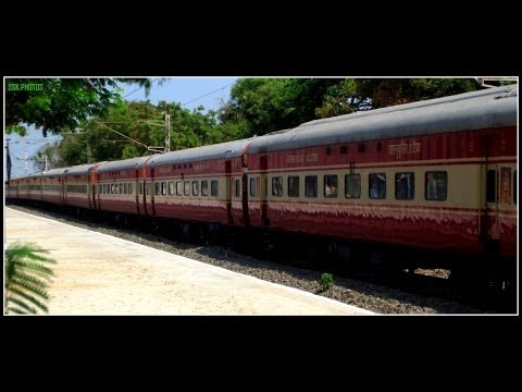 Train To Nepal From Chennai Central : Buddhist Special Train Rake