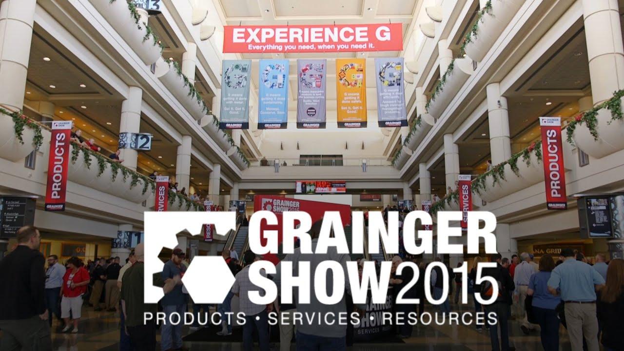 Grainger trade show