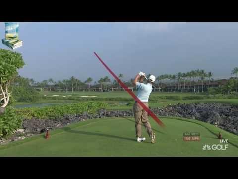 All Golf Shots Protracer Trackman 2017 Mitsubishi Electric Championship Hualalai PGA Tour Champions