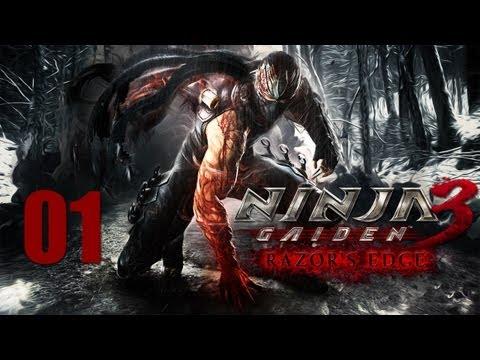 Team Ninja Unkende 4/ Ninja Gaiden 4 офигенная фан игра