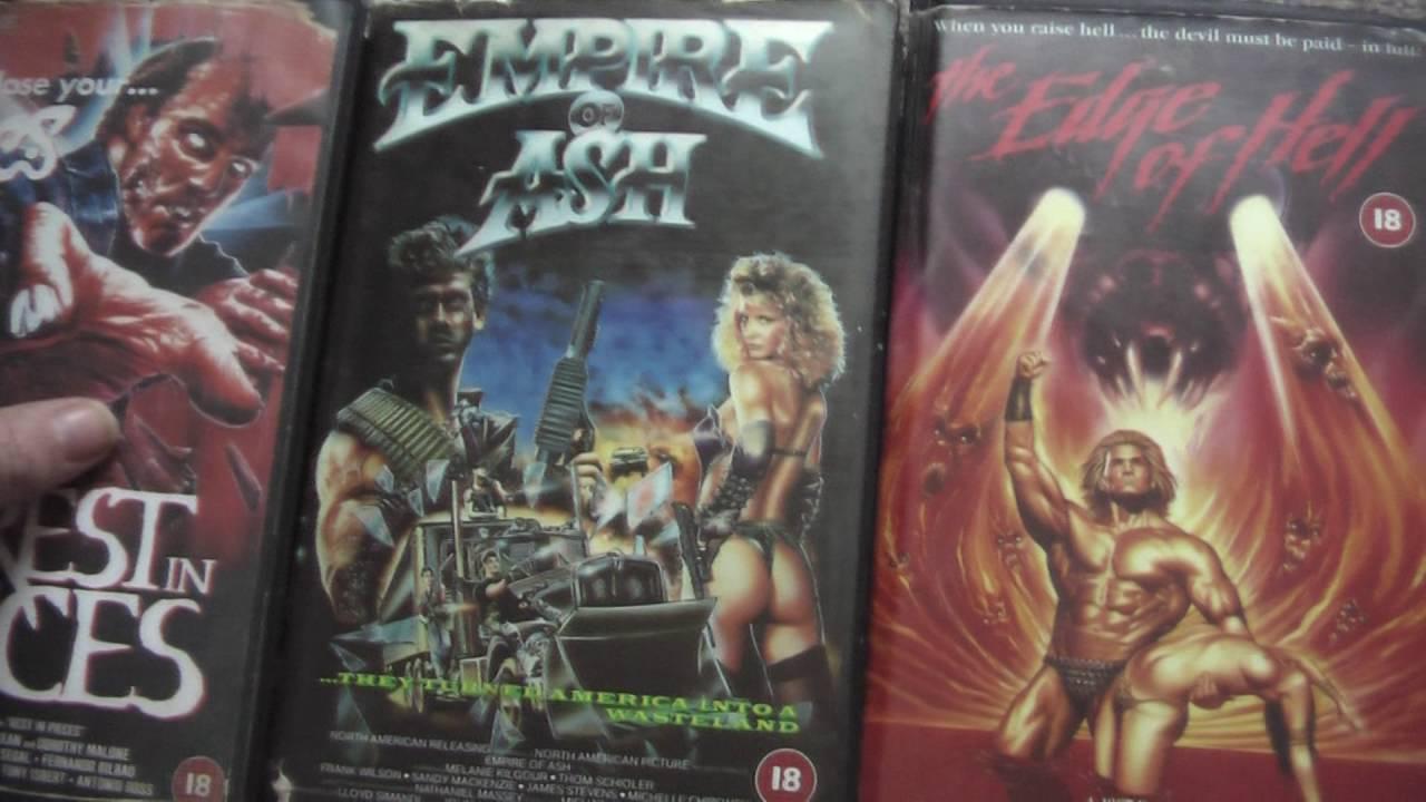 Редкое порно видео на vhs dvd