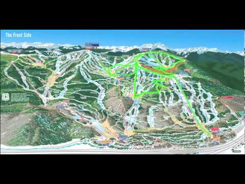 Tour the Mountain: A Sample Beginner Day at Vail