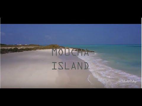 Rare Drone footage of Moucha Island, Djibouti