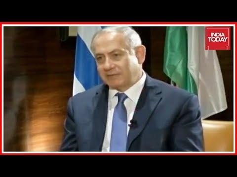 'Bring Hafiz Saeed To Book': Netanyahu To India Today | Israeli PM's Visit