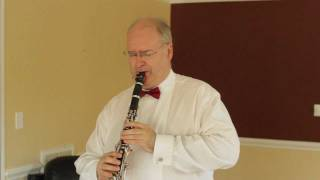 Martin Powell Basset Clarinet Mozart Concerto Mov 2